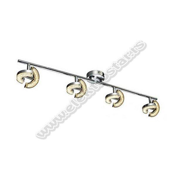 762040-4 SPOT LAMPA LED SEMIC 4X6W SMD