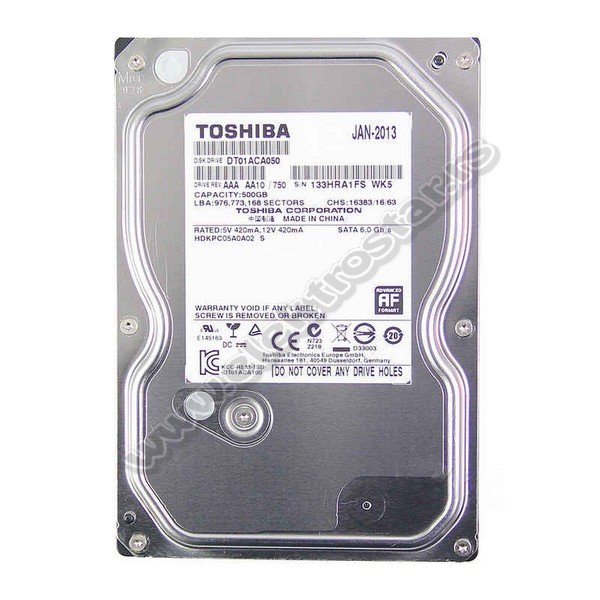 HDD 500GB SATA