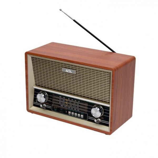 RETRO RADIO RRT4B 4in1 BT+MP3+AUX+RADIO