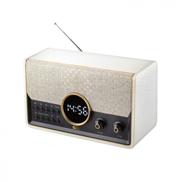 RETRO RADIO RRT5B 7in1 BT+MP3+AUX+RADIO