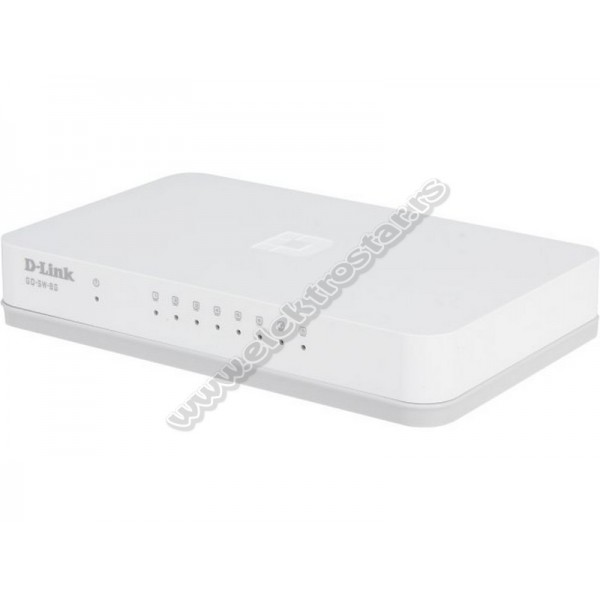 D-LINK GO-SW-8G SWITCH