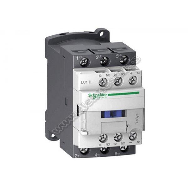 KONTAKTOR LC1-D12B7 24V AC TELEMECANIQUE