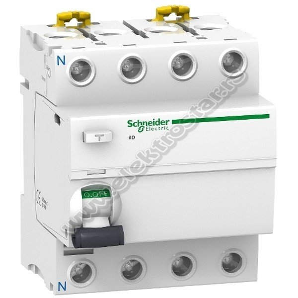 FID 25A/0,5A ACTI9 SCHNEIDER ELECTRIC