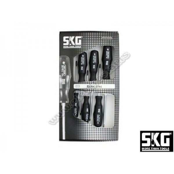 SET ODVIJAČA PZ PROFI BASIC LINE SKG56061