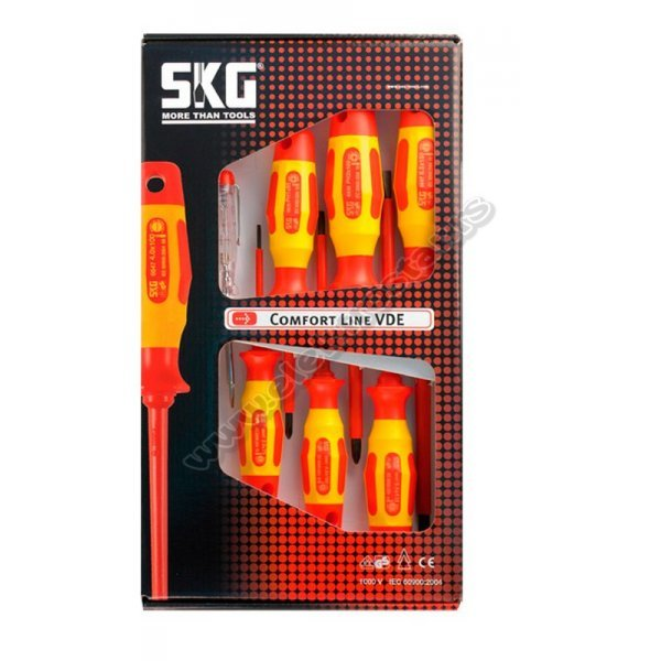 SET ODVIJAČA VDE PH PROFI COMFORT LINE SKG65604