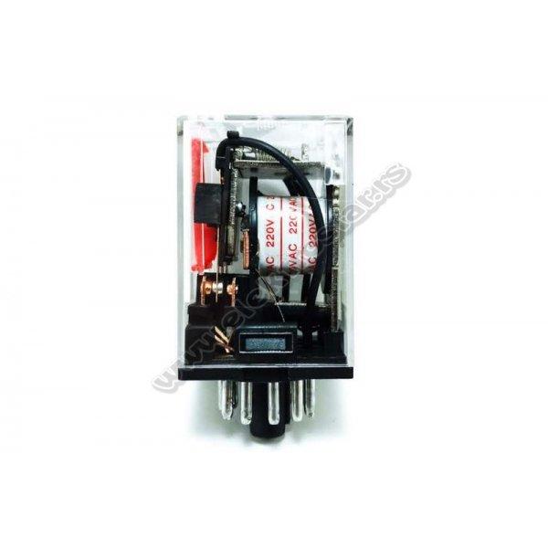 RELEJ MK3P-I 220V AC SCHELLENBERG