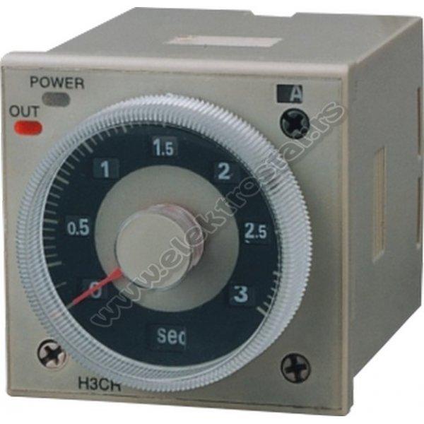 VREMENSKI RELEJ H3CR-A8 24VAC/DC