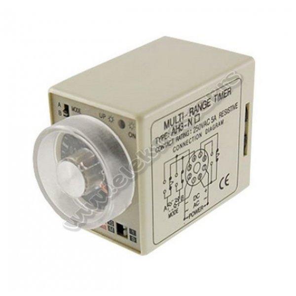 TAJMER FULLY ASH3 24V DC 3s-30min.