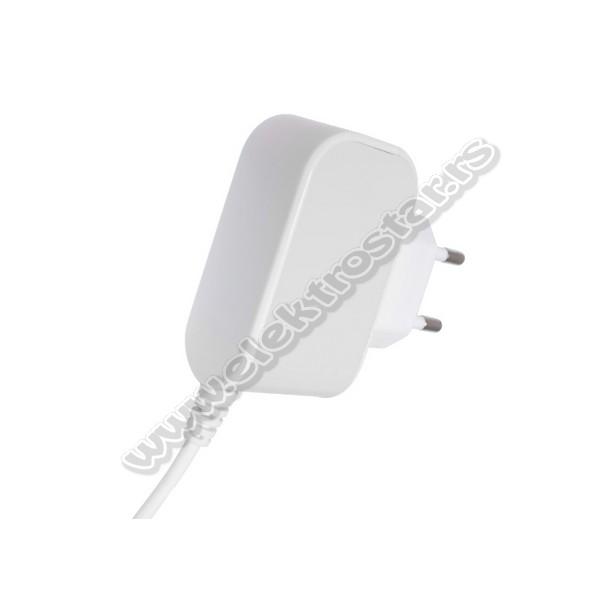 USB-C PUNJAČ 2A SA2000UC SA 1m KABLOM