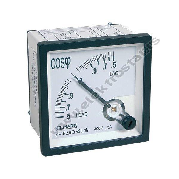 ANALOGNI COSINUS F METAR 3P 400V