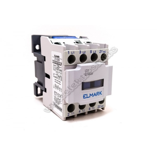KONTAKTOR LT1-D1801 18A 220V AC