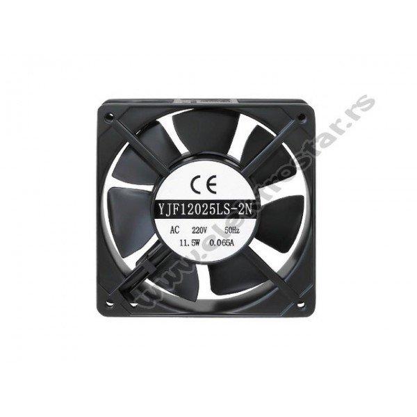 COOLER 12X12x3,8 220V AC
