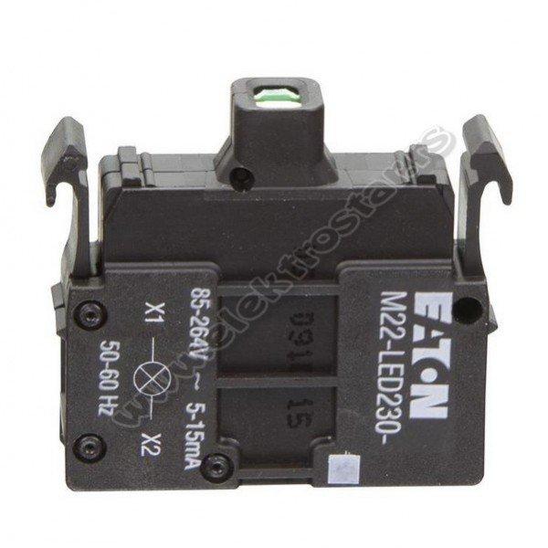 216565 M22-LED230-G ZELENA