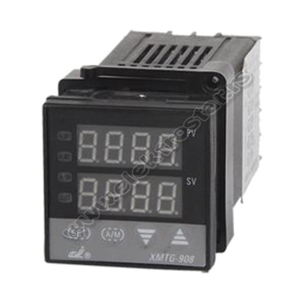 TERMOREGULATOR XMTG-938 24VDC SSR (ZA  SOLID STATE...