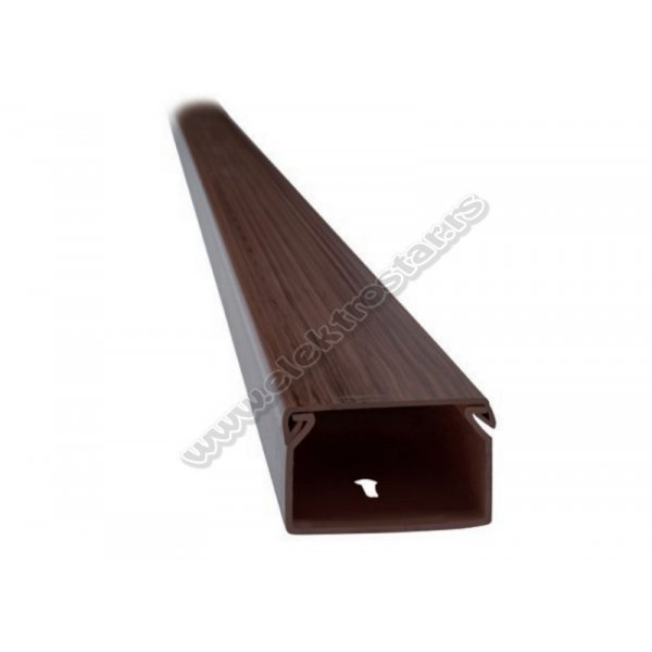 PVC KANAL 12X12 X2000 TAMNI ORAH
