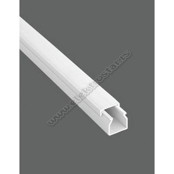 PVC KANAL 15x10 x2000 SAMOLEPLJIVA (100)
