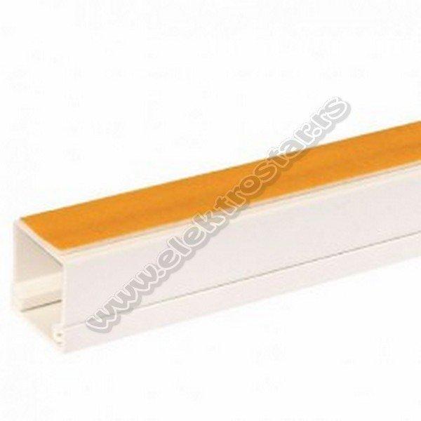 PVC KANAL 25X16 SAMOLEPLJIVA (75)