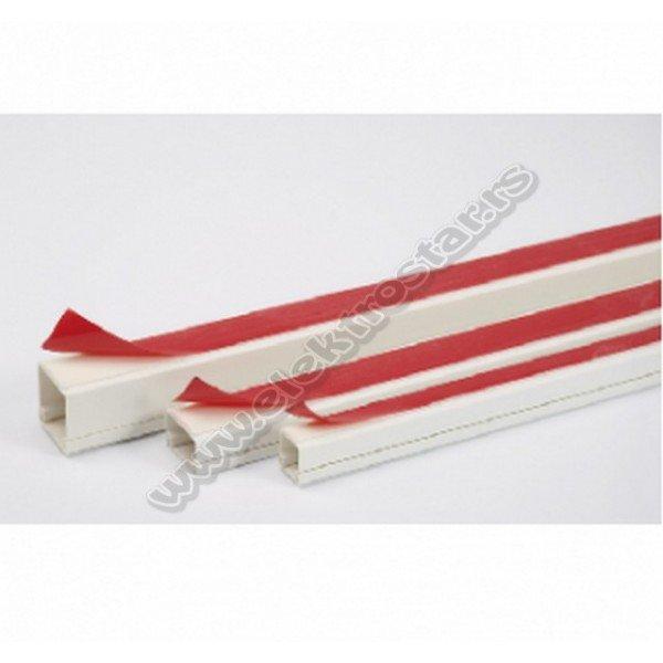 PVC KANAL 25X25 SAMOLEPLJIVA (50)