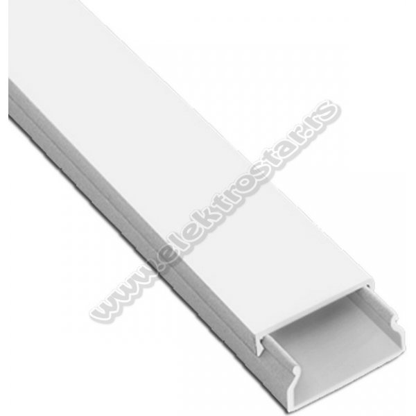 PVC KANAL 40X16 X2000 (50)