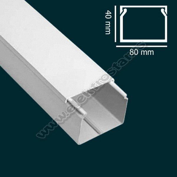 PVC KANAL 80X40 X2000 (12)
