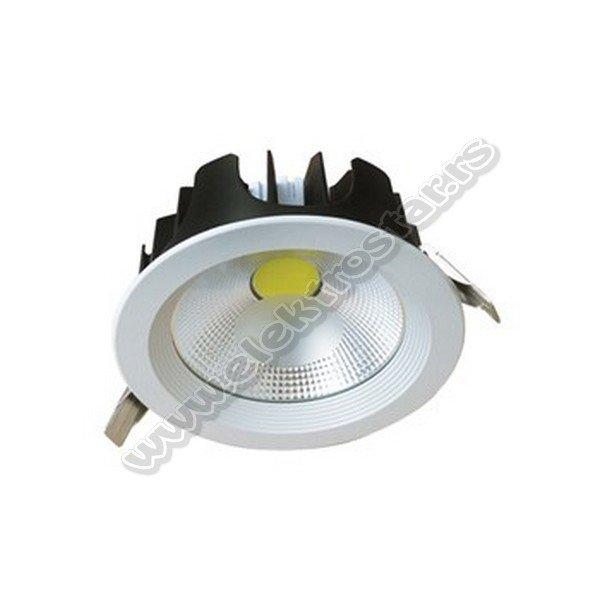 LED UGRADNI BL02-3020 30W 6400K DOWNLIGHTER BEGHLER