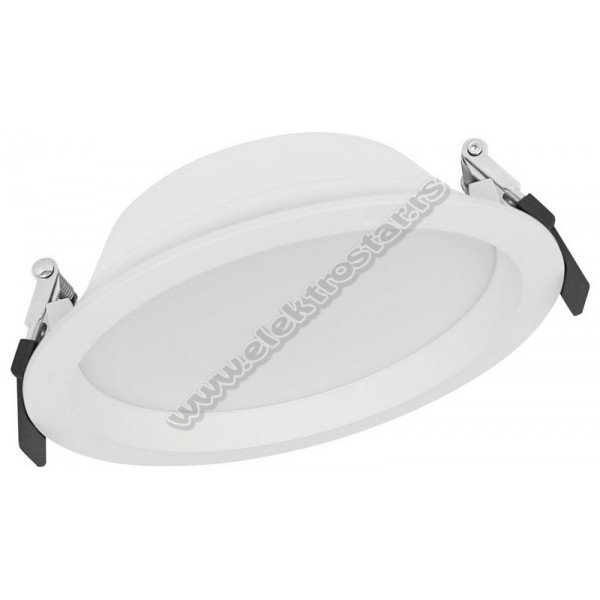 SVETILJKA LED 25W/4000K IP44 DOWNLIGHT ALU LEDVANC...