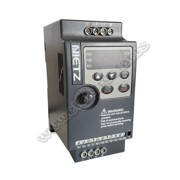 FREKVENTNI REGULATOR 1,5KW 220V NEITZ-NL1000-01R5G...