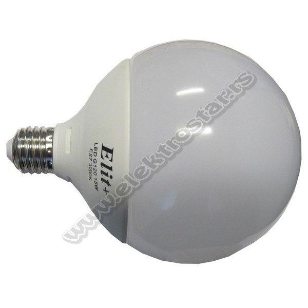 EL1393 LED SIJ.G120 15W E27 3000K