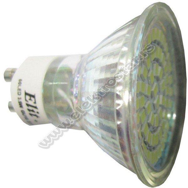 EL12221 LED 3,5W GU10 60SMD 2700K