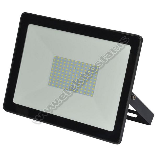 LED REFLEKTOR 100W 6500K CRNI ELR045