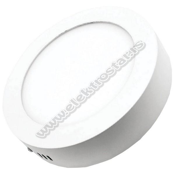 ELS00815 LED PANEL 6W 6500K OKRUGLI NADGRADNI