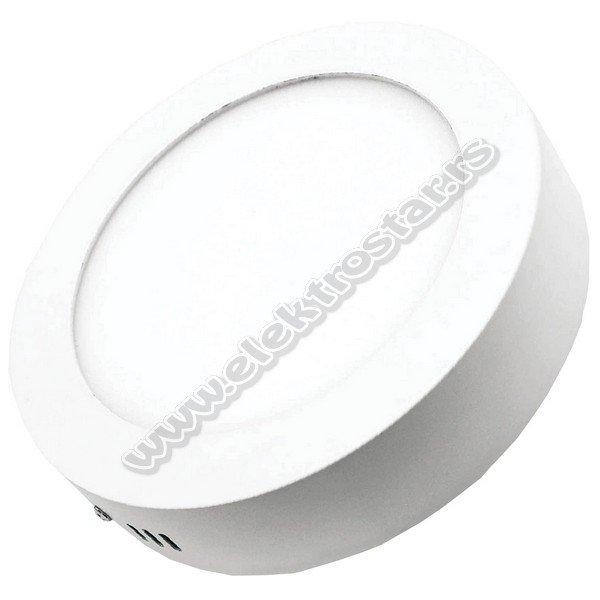 ELS0082 LED PANEL 12W 4200K OKRUGLI NADGRADNI